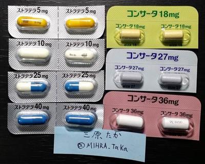 ADHD薬