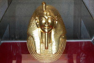 エジプト黄金マスク